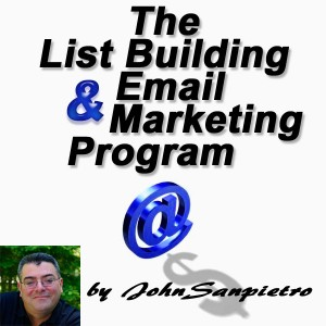The List Building and Email Marketing Program Podcast