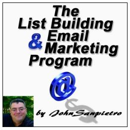 Subscribe To The List Building and Email Marketing Program Podcast